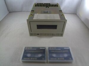 Vintage Exabyte EXB-8200 8mm 2.5GB Vintage Internal Tape Drive w/ 2 Data Tapes