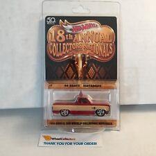 #4606  '83 Chevy Silverado * Hot Wheels Dallas 18th Nationals * B8