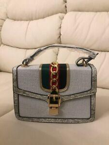 Handbag Purse Fashion Luxury Women Shoulder Cross Body Ladies  Leather Bag