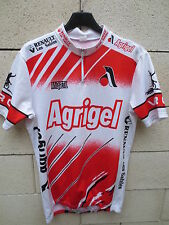 VINTAGE Maillot cycliste AGRIGEL ANQUETIL cycling jersey camiseta V.R.C 5 L