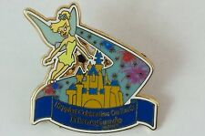 Disney World Pin Trading 2005 Happiest Celebration on Earth Tinker Bell