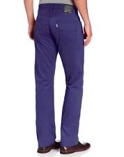 NEW Levi's Mens 514 0452 Slim Straight Leg Denim Jeans 32 X 34 #958