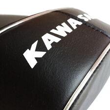 KAWASAKI 500 H1 - Selle NEUVE refabrication - Liseret ARGENT