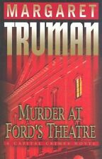 Murder at Fords Theatre (Capital Crimes)