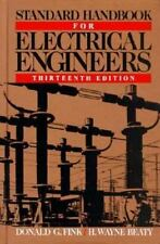 Standard Handbook For Electrical Engineers by Donald G Fink