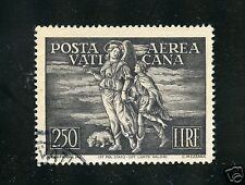 Vatican City Used Airmail Stamp #C16 Archangel Raphael and Young Tobias