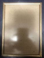 Vintage Brass Gold Toned Ornate Picture Frame 5x7