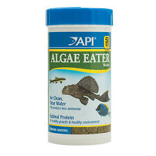 API Algae Eater Wafers 200g Nutrition Fish Food Sinking Algae Wafers