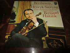 BEETHOVEN SZERYNG VIOLIN CONCERTO Holland 1974 Philips 6500 531 LP UNPLAYED