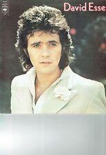 DAVID ESSEX LP ALBUM