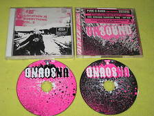 Location Is Everything Vol. 2 & Unsound (Punk-O-Rama) 2 CD Albums Rock Punk Indi