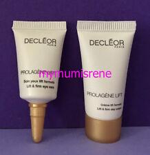 Decleor Prolagene Lift Lavandula Iris Lift & Firm Day 5ml Eye Care Cream 2.5ml