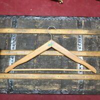 PRODICO - Vintage wooden coat hanger - France - Ancien cintre bois Vintage