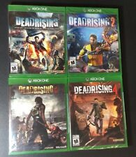Dead Rising 4-Game Collection [ 1 + 2 + 3 + 4 ] (XBOX ONE) NEW