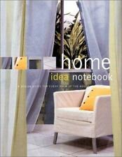 Home Idea Notebook Design Guide for Every Room of the House Very Good Free Ship
