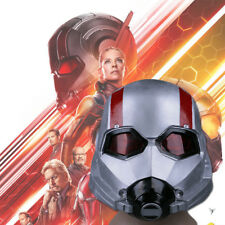 2018 New Ant Man Helmet Cosplay Ant-Man and The Wasp Helmet Superhero Mask Latex