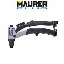 Rivettatrice compatta professionale con regolazione dello sforzo Maurer Plus