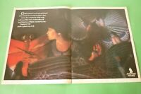 1979 Original Advertising' American Singapore Airlines Butterfly Girl