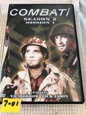 Combat - Season 2: Mission 1 (DVD, 2004, 4-Disc Set)