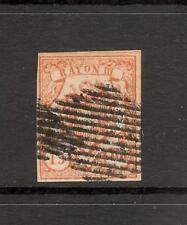 Schweiz Mi.Nr. 12 gestempelt v. 1852 Rayon