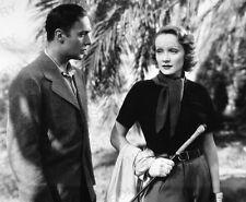 8x10 Print Marlene Dietrich Charles Boyer The Garden of Allah 1936 #323