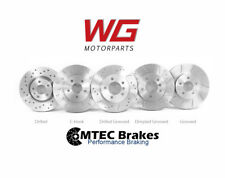 MTEC 308mm Front Brake Disc Set for Vauxhall Astra G MK4 2.0T Models