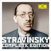 Stravinsky Complete Edition [30 CD Box Set], New Music