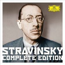 Stravinsky Complete Edition [30 CD Box Set], New Music