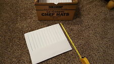 Cellucap le compac chef hats # 611129