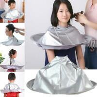 Family Hair Salon Haircut Apron Hair Cutting Cloak Cape  Easy To Cleaning 60cm