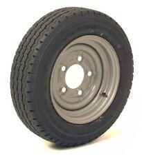 "Trailer Wheel & Tyre 155/70x12 5 Stud x 6.5"" PCD 155/70R12 104/102N ST5000"