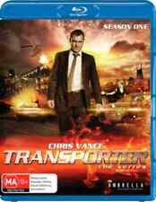 Transporter - 4 Disc Blu Ray - Season 1 - Chris Vance plus Extras inc Car Stunts
