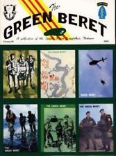 The Green Beret Magazine, 1969  Paperback