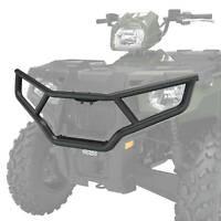 NEW OEM Polaris ATV 1.25in. Diameter Steel Front Brush Guard - Black - 2879714