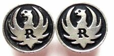 Factory Ruger Medallions in Black