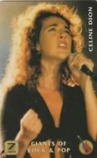 Telefoonkaart / Phonecard ongebruikt prepaid - Celine Dion