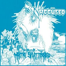 Accused - The Return of Martha Splatterhead LP NEW Alt. Cover Vinyl Album Record