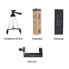 Professional Camera Tripod Holder Mount Aluminium Iphone Samsung Cell Phones