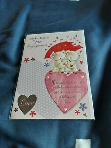 Engagement Card - BNIP - bears
