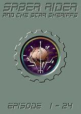Saber Rider and the Star Sheriffs - Box 1, Episoden ...   DVD   Zustand sehr gut
