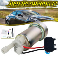 High Performance Fuel Pump 450LPH With Installation Kit F90000267 For Walbro