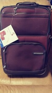 """Samsonite EXPANDABLE UPRIGHT SUITOR Luggage 25"""" Rolling Suitcase 450 Series"""