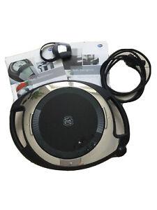 AMC Navigenio Kochplatte mit Kabel, Audiotherm 8200 KPL und Gebrauchsanleitungen
