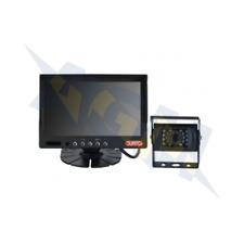 "Durite 0-776-66 CCTV Reverse Camera 7"" Colour Monitor And Camera Kit 12/24v"