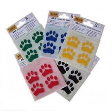 colore lampadina piedini Rotondo Spille di Sicurezza Lavoro A Maglia piedini Knitters spille di sicurezza 12 PZ