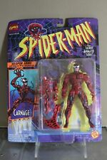 Marvel Spider Man The Animated Series Carnage Weapon Arms Toy Biz 1994 New