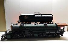 G Scale Aristocraft Great Northern 2-8-8-2 Mallet Steam Locomotive Vandy Tender