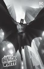 Batman Black and White #1-3   Select A B C Covers   Dc Comics Nm 2021