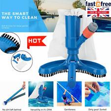Swimming Pool, Spa Jet Vacuum Cleaner, UK SELLER