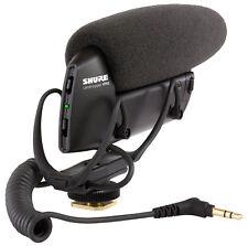 Shure VP83 LensHopper Camera-Mount Shotgun Microphone Condenser Mic VP 83
